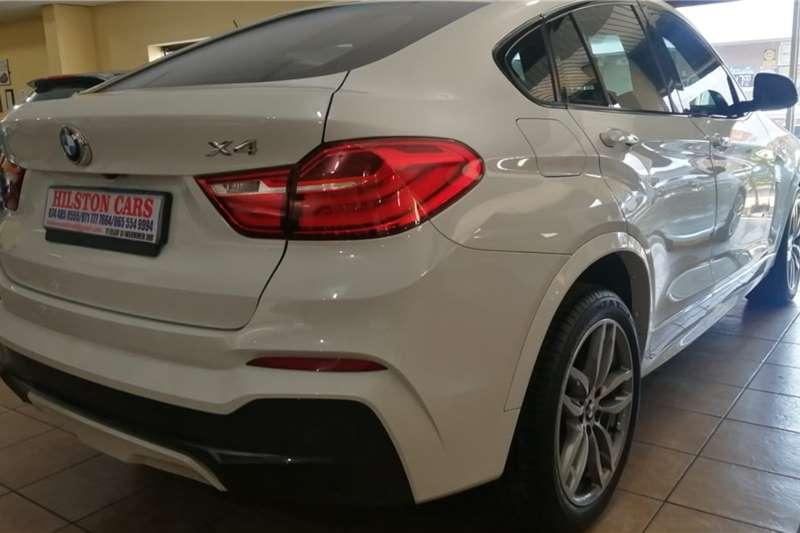 Used 2015 BMW X4 xDRIVE20d M SPORT