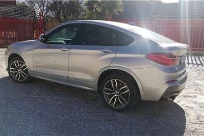 BMW X4 xDRIVE20d M SPORT 2016
