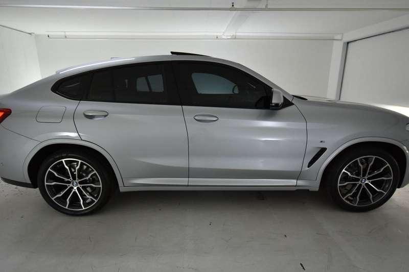 BMW X4 xDRIVE20d M SPORT 2019