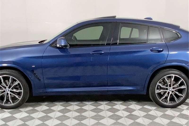 2019 BMW X4 X4 xDRIVE20d M SPORT