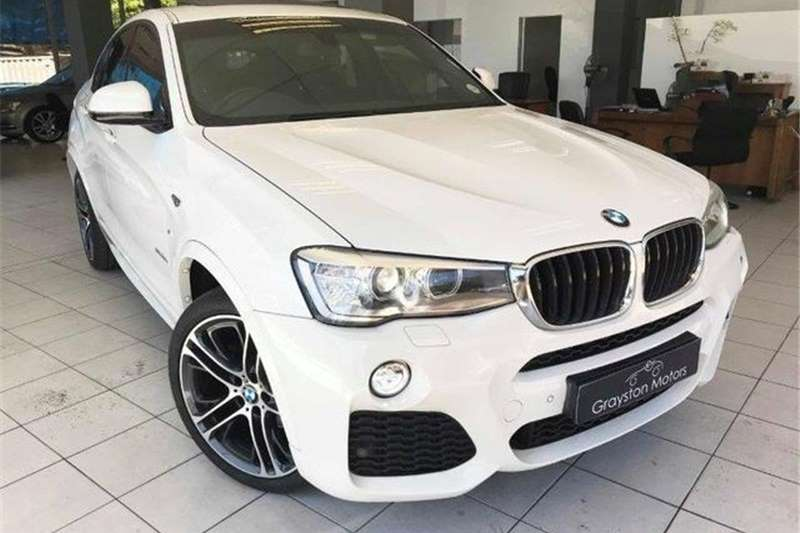 BMW X4 xDrive20i M Sport 2015