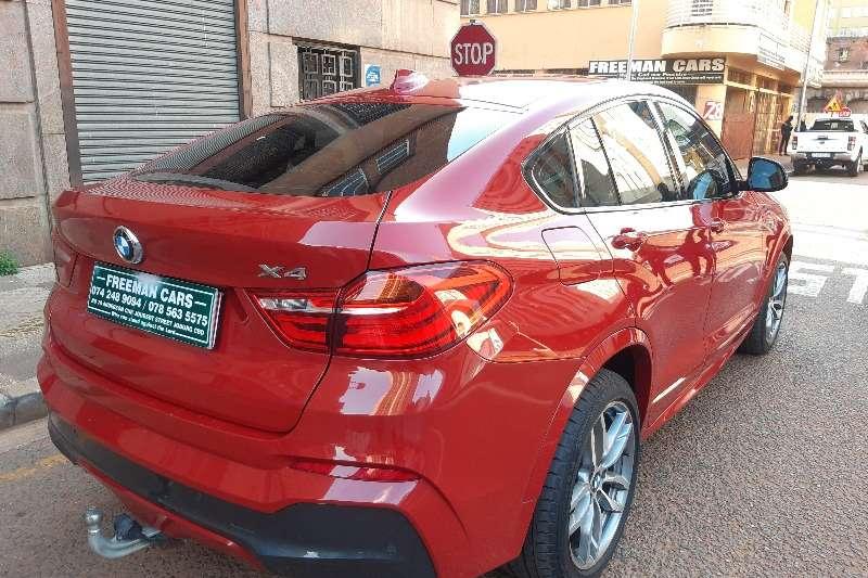 Used 2015 BMW X4 xDRIVE20i M SPORT