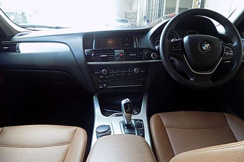 BMW X4 xDRIVE20i M SPORT 2016