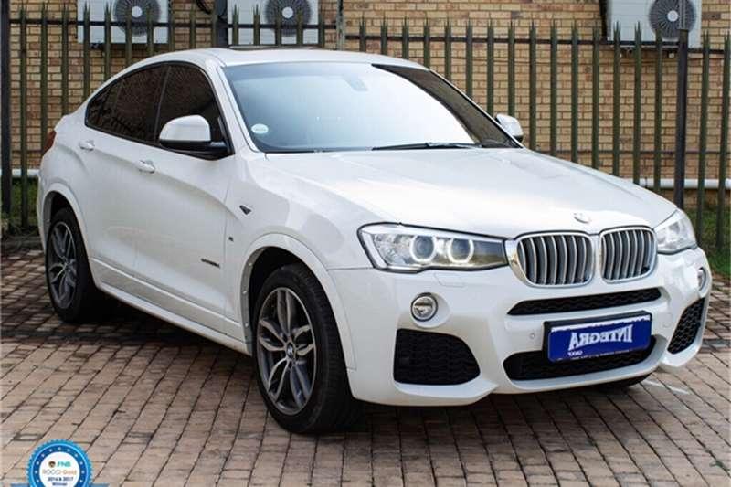 BMW X4 xDRIVE30d M SPORT 2015
