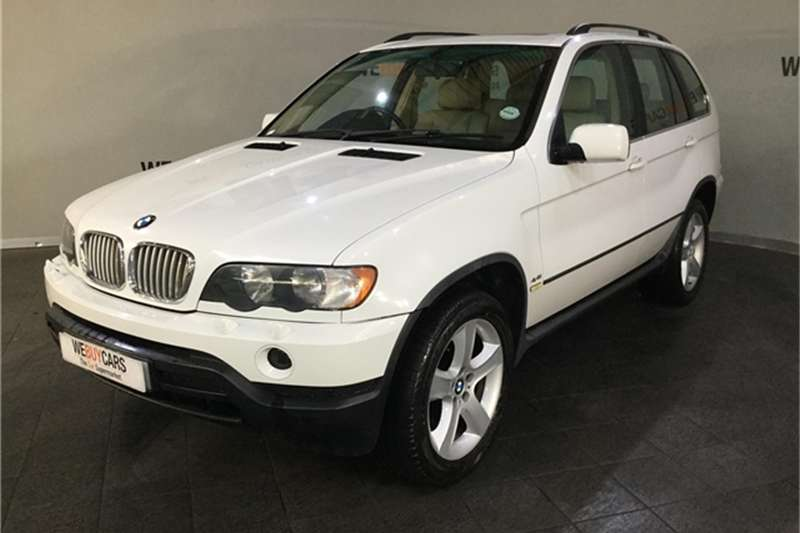Bmw X5 For Sale In Western Cape Auto Mart