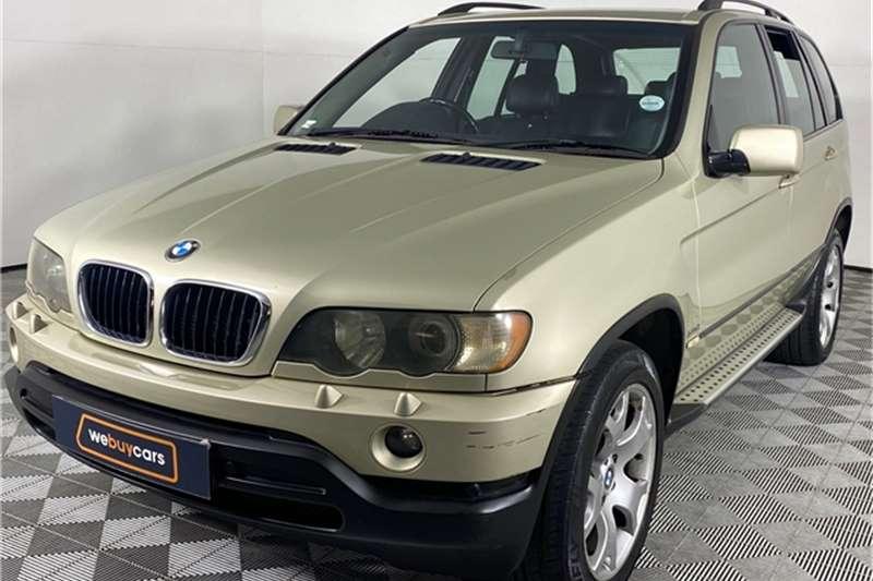Used 2003 BMW X5