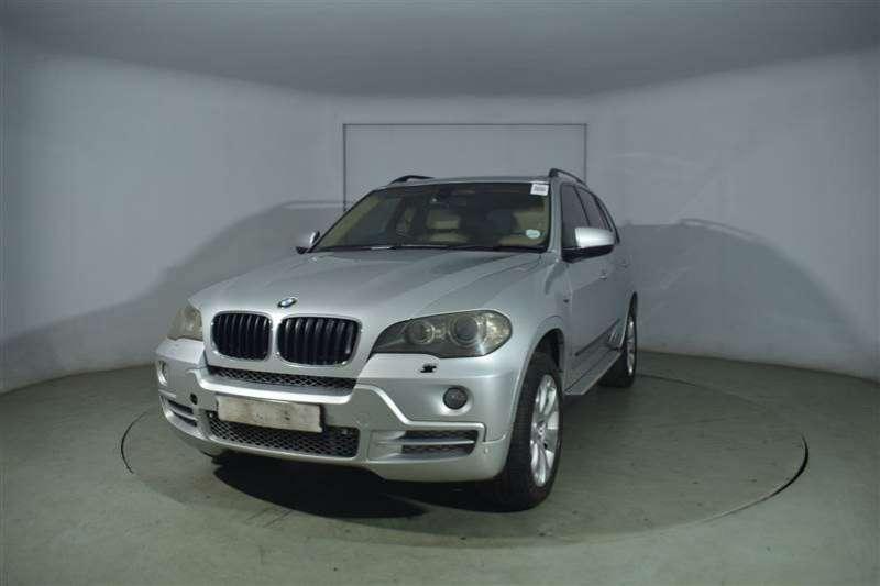 BMW X5 3.0d A/T 2007