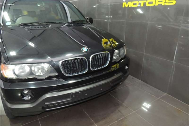 BMW X5 3.0d Auto 2003