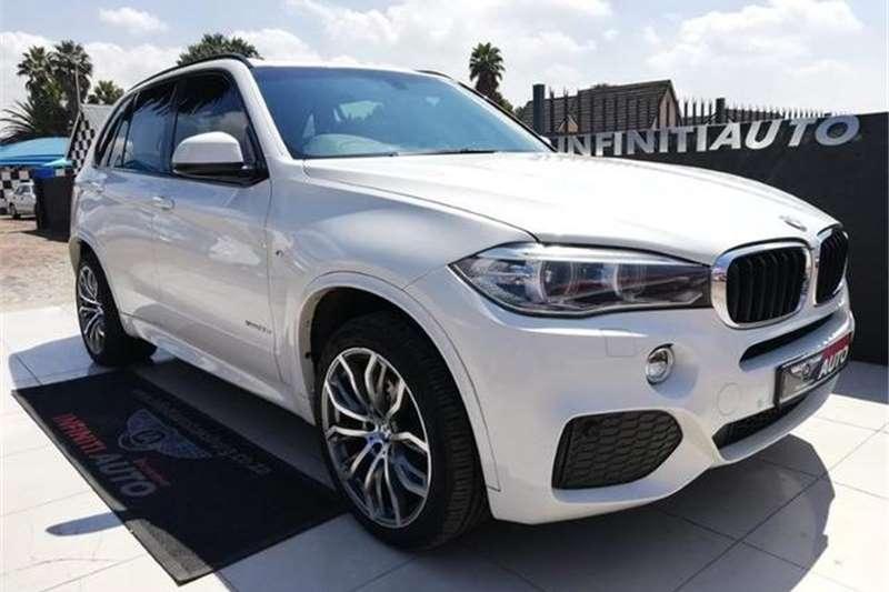 BMW X5 3.0d M Sport 2014