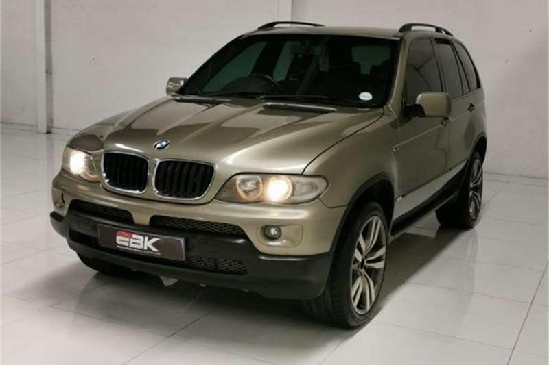 Used 2005 BMW X5