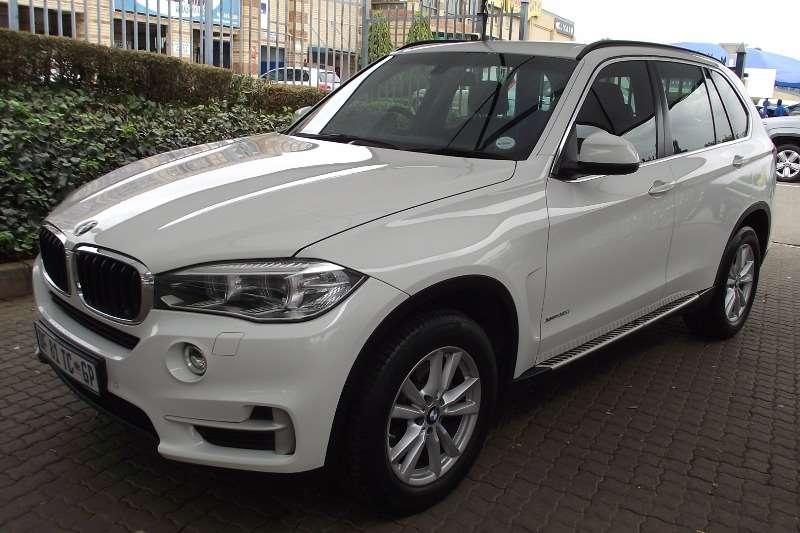 BMW X5 3.5i A/T (F15) 2014