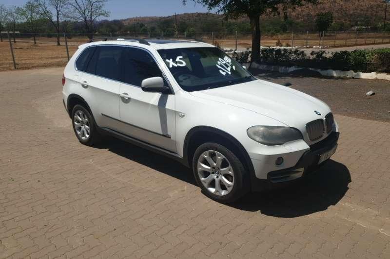 BMW X5 4.2 2008