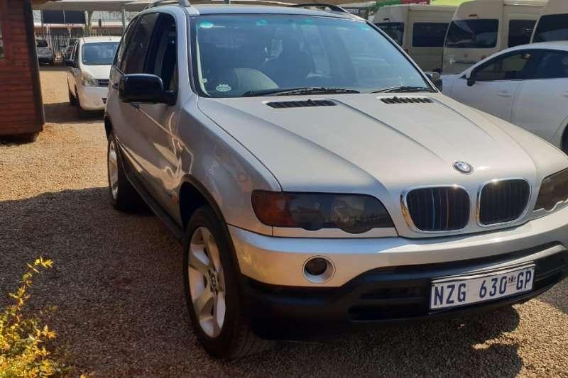 2003 BMW X5 xDrive30d