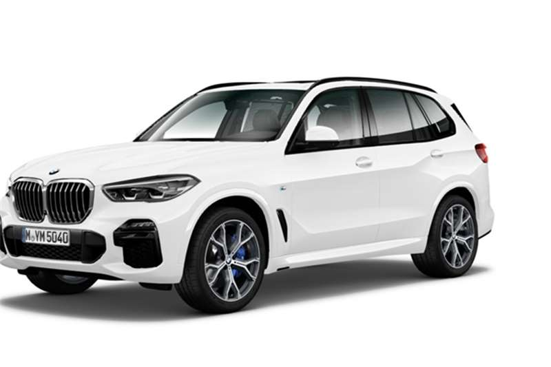 2020 BMW X5 xDRIVE30d M SPORT