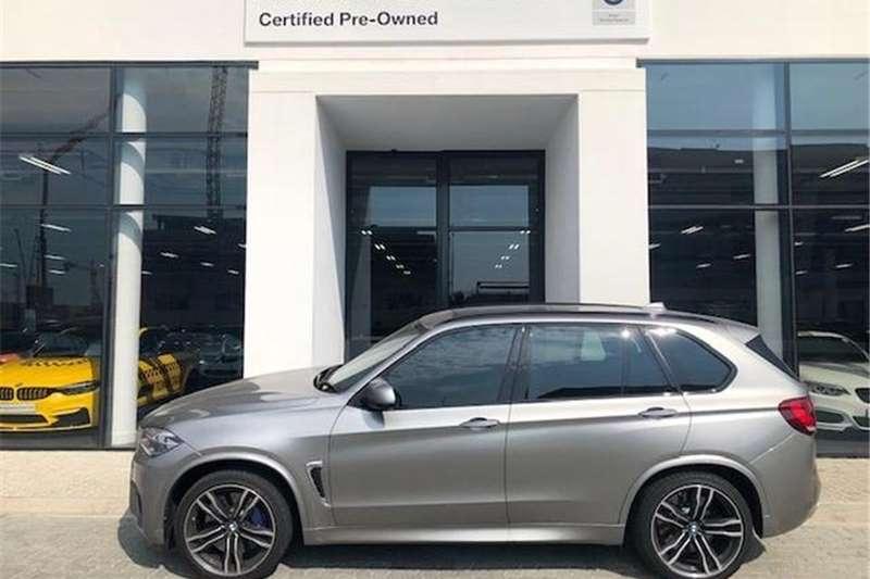 BMW X5 M 2018