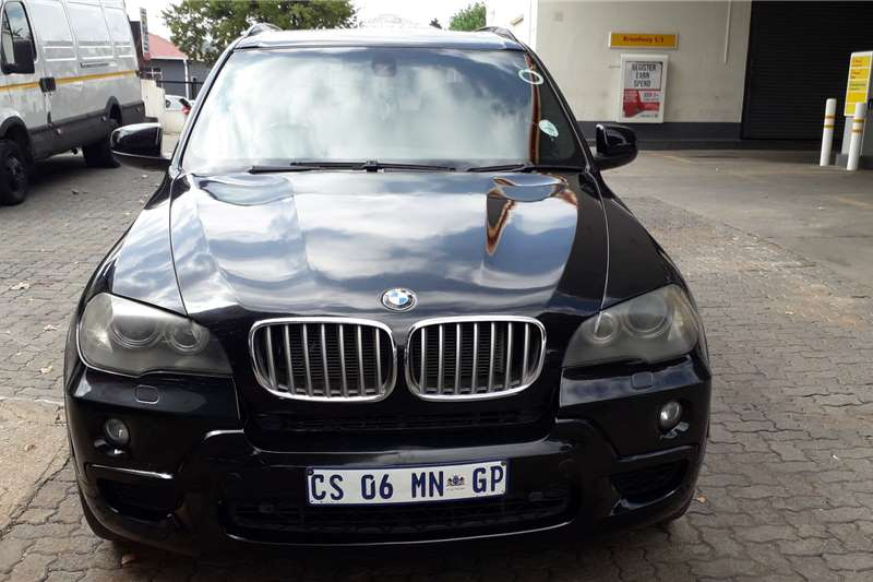 BMW X5 M50d 2008