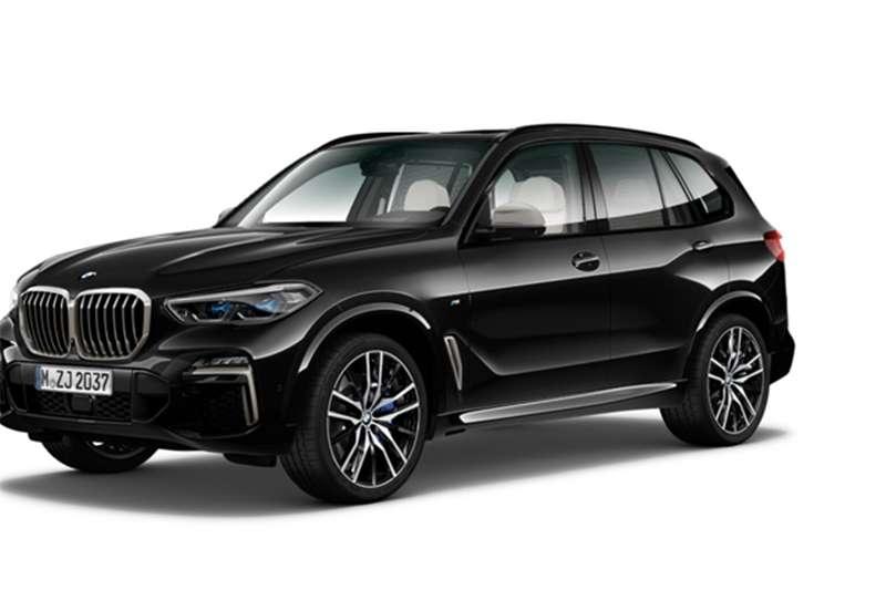 BMW X5 M50d 2018