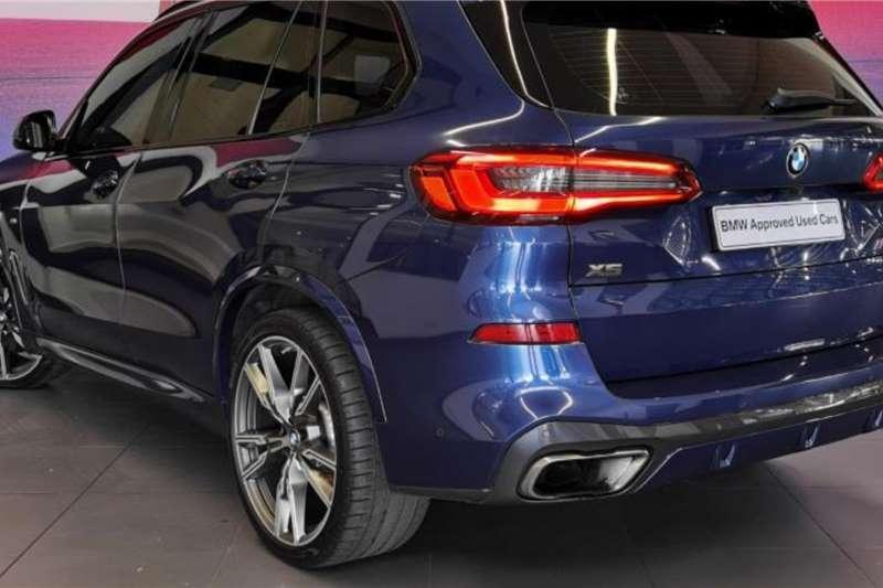 Used 2018 BMW X5 M50d