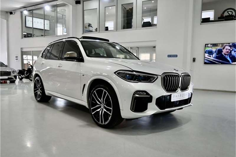 Used 2020 BMW X5 M50i (G05)