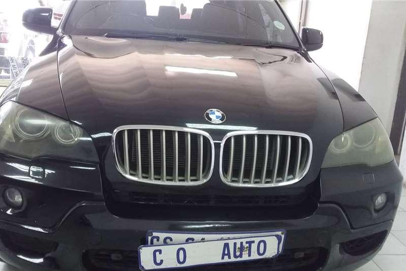 BMW X5 no variant 2008