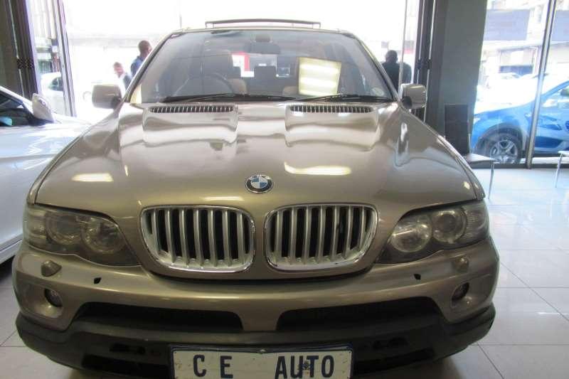 BMW X5 xDrive30d 2005