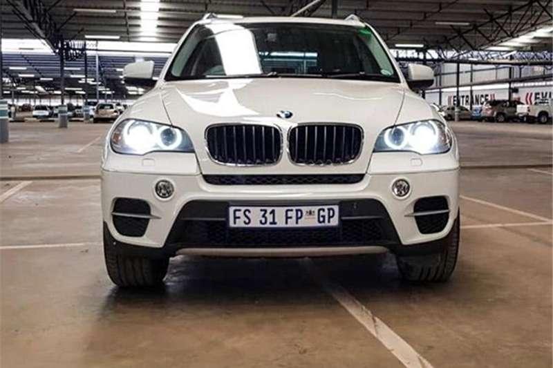 BMW X5 xDRIVE30d A/T 2011