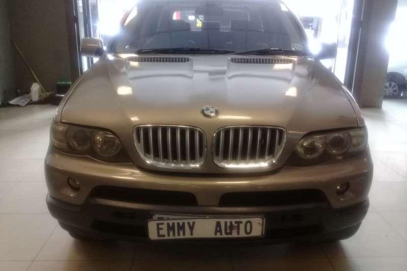 BMW X5 xDrive30d Exterior Design Pure Excellence 2005