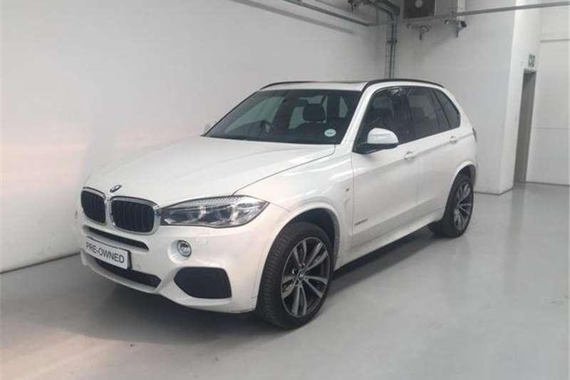 BMW X5 xDrive30d M Sport 2014