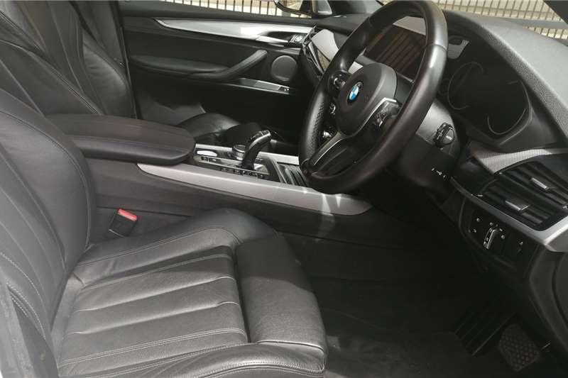 BMW X5 xDRIVE30d M SPORT 2017
