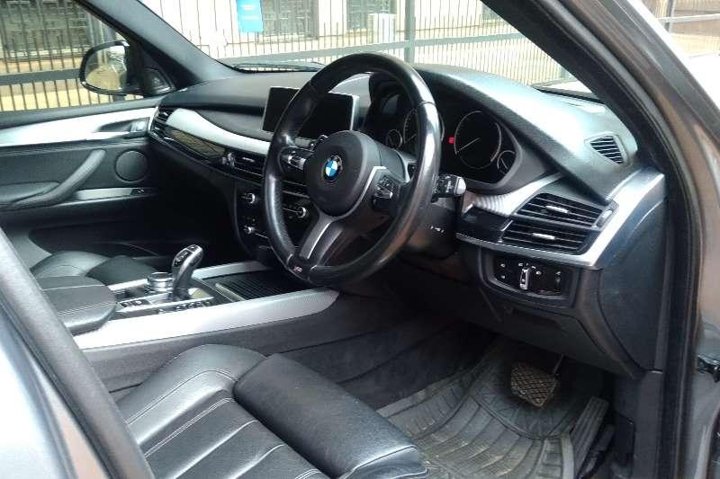 Used 2017 BMW X5 xDrive30d M Sport