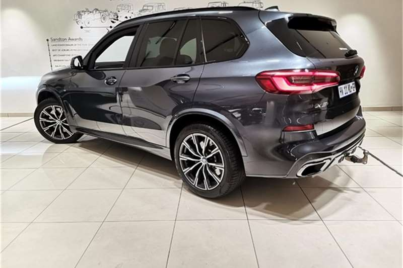 Used 2019 BMW X5 xDRIVE30d M SPORT