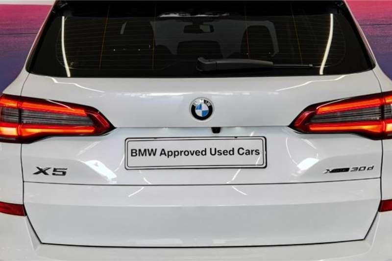 Used 2019 BMW X5 xDRIVE30d M SPORT