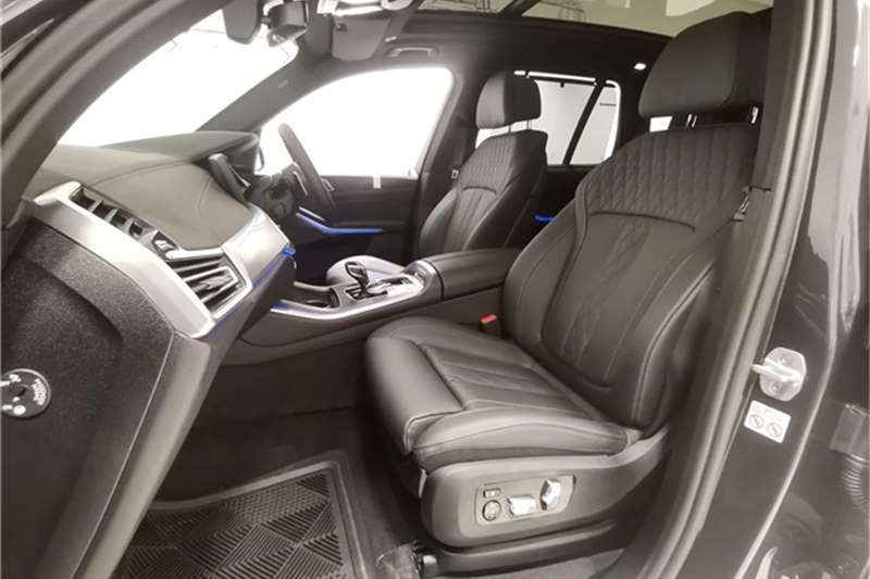 Used 2021 BMW X5 xDRIVE30d M SPORT