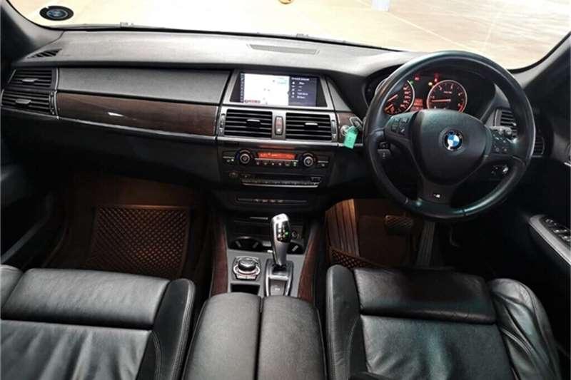 BMW X5 xDRIVE30d M SPORT A/T 2010