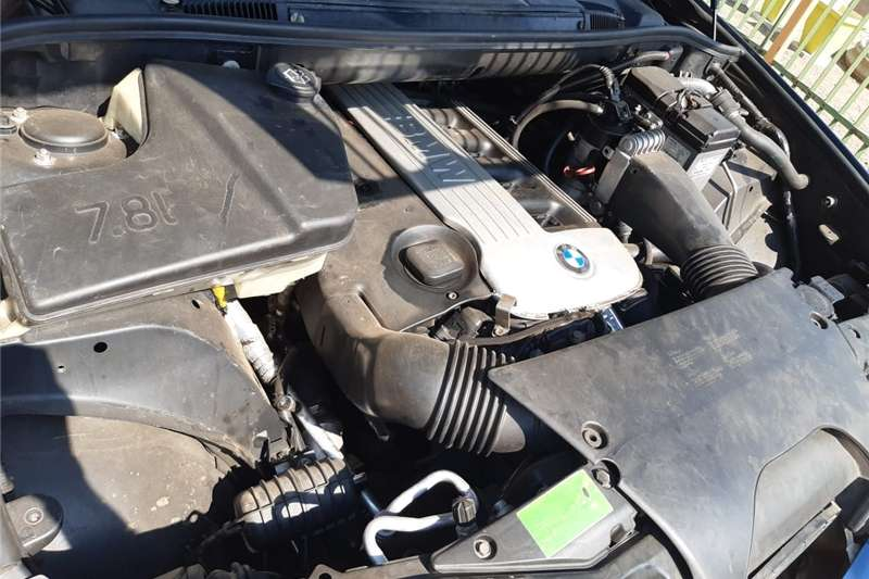 BMW X5 xDRIVE30d xLINE A/T 2002