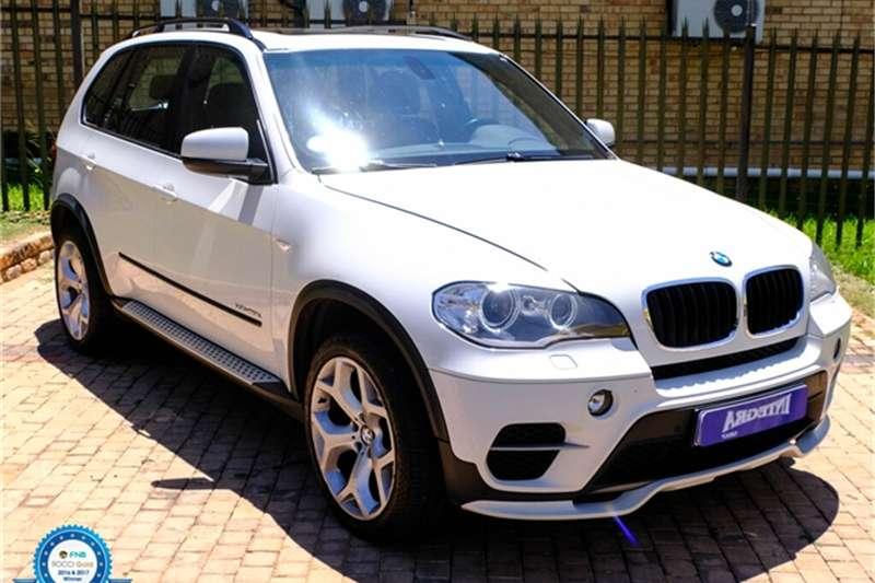 BMW X5 xDRIVE40d A/T 2012