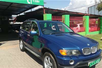 Used 2001 BMW X5 xDrive40d Exterior Design Pure Experience