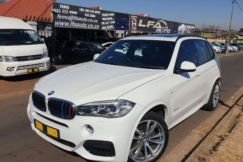 BMW X5 xDrive40d M Sport 2014