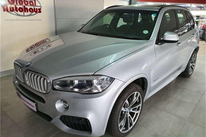 BMW X5 xDRIVE40d M SPORT A/T (F15) 2015