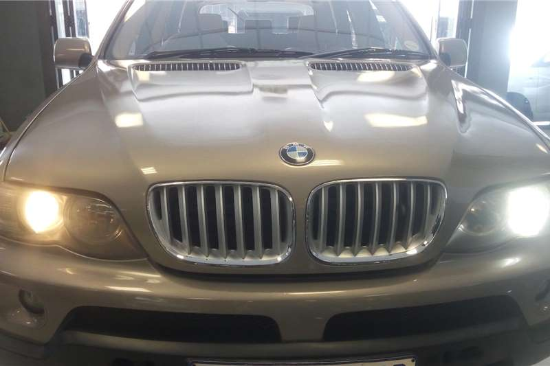 BMW X5 xDrive50i Exterior Design Pure Experience 2006
