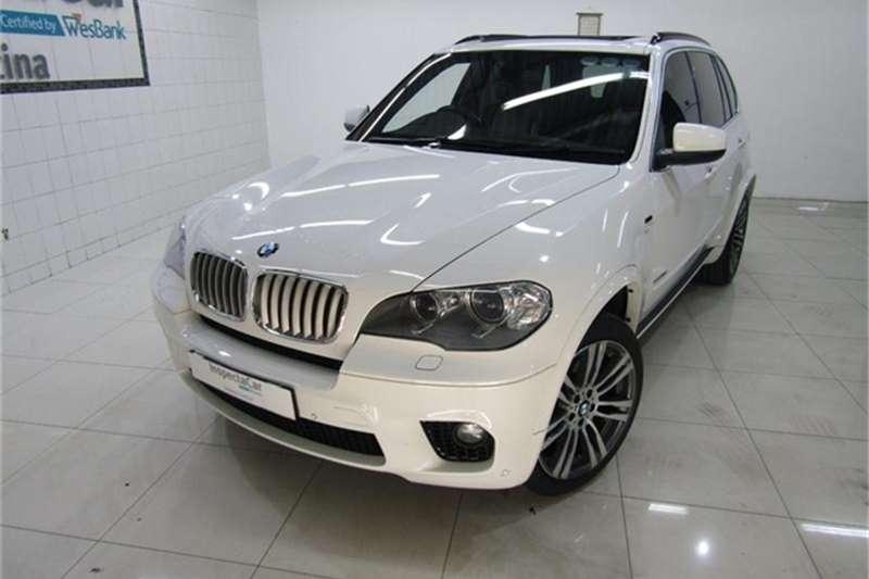 BMW X5 xDrive50i M Sport 2013