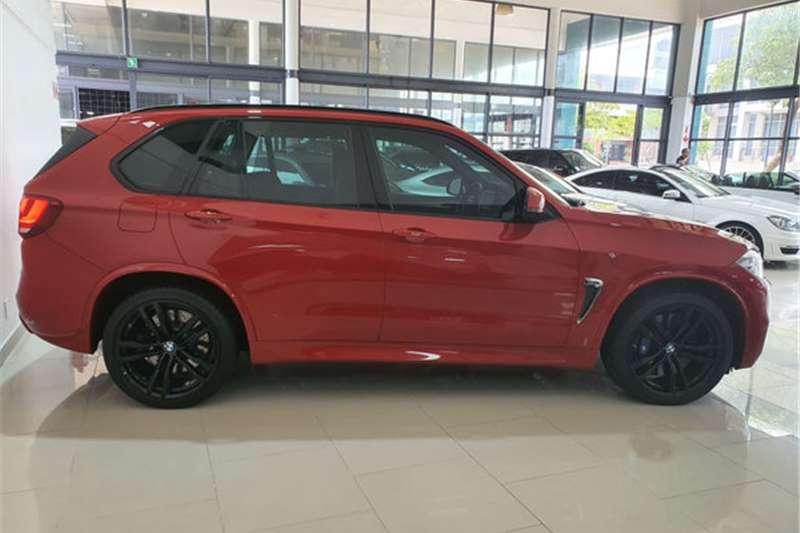 BMW X5 xDrive50i M Sport 2018