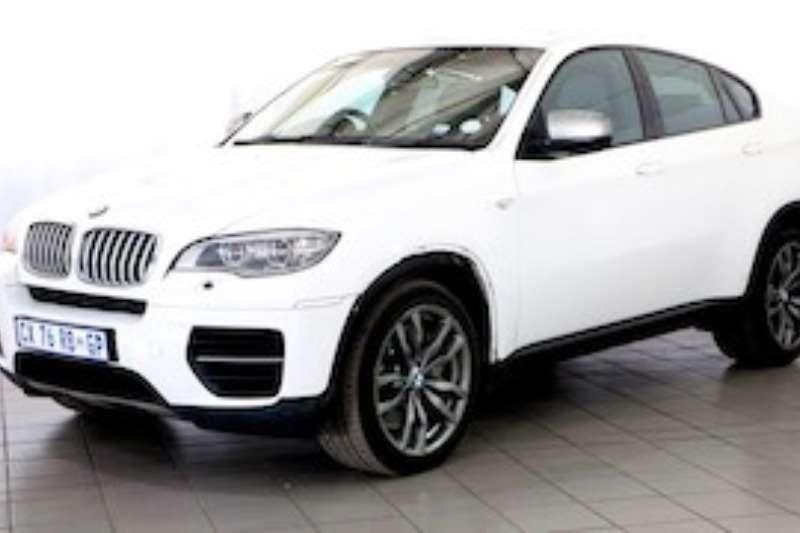 2014 BMW X6 M50d