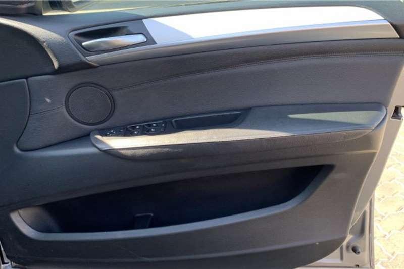 2012 BMW X6 xDrive40d