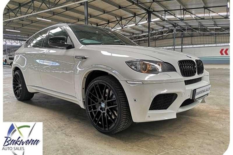 BMW X6-M 2011