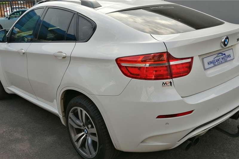Used 2012 BMW X6 M