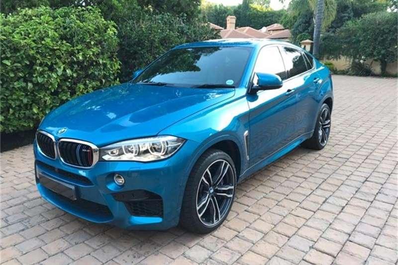 BMW X6-M 2015