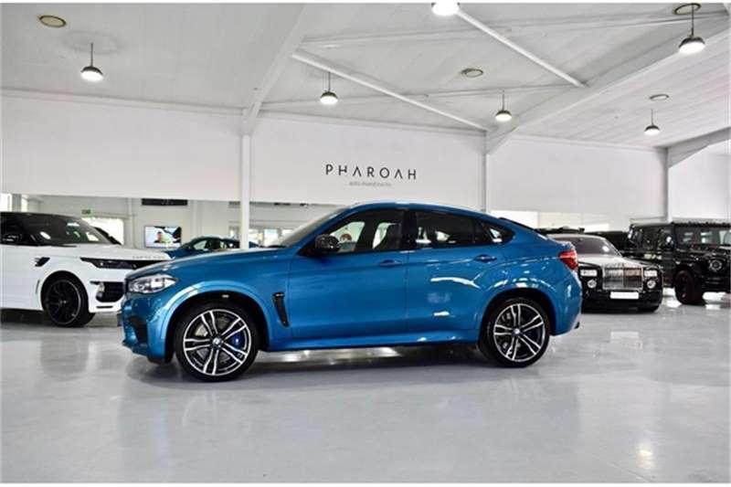 BMW X6-M 2017