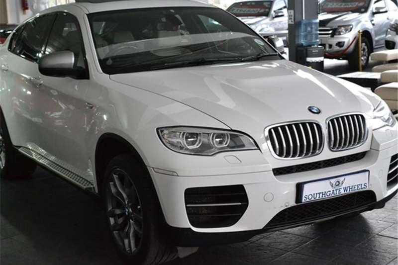 BMW X6 M50d (F16) 2013