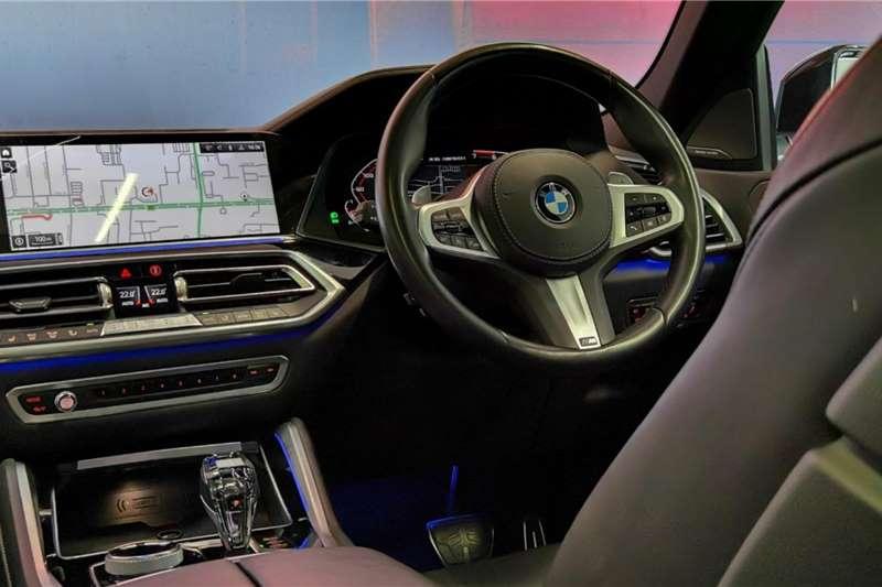 Used 2020 BMW X6 M50i (G06)